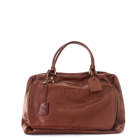 Marc Jacobs Camel Mens Travel Bag