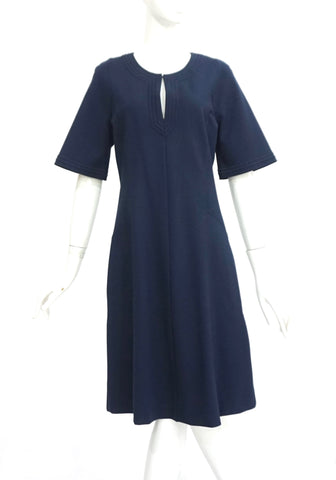Tory Burch Navy Dress M