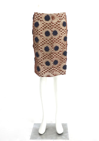 Tory Burch Lace Skirt 2