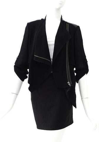 Helmut Lang Black Jacket P