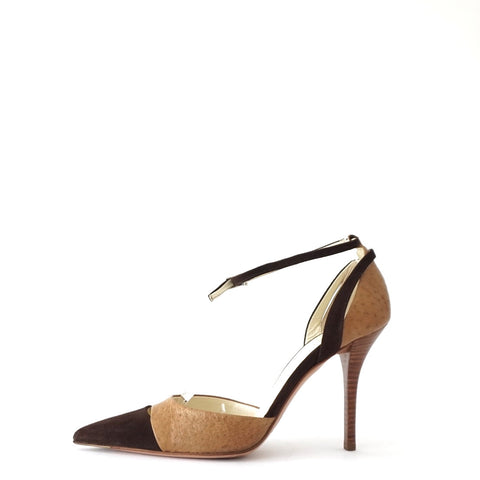 Helmut Lang Pointy Sandals 36