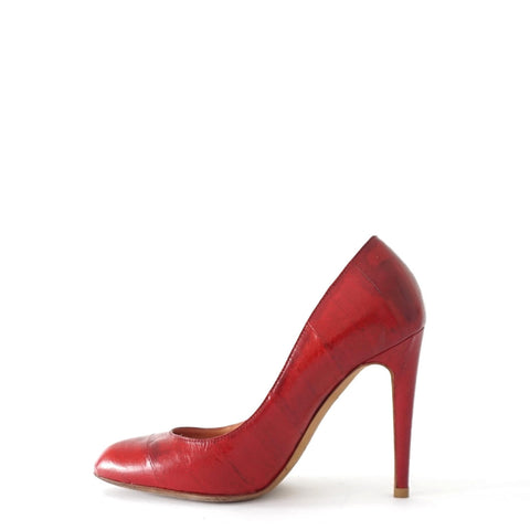 Sergio Rossi Red Pumps 35.5