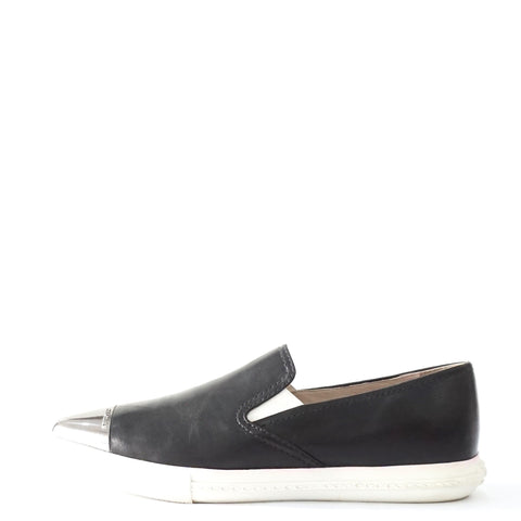 Miu Miu Black Pointy Slip On 36