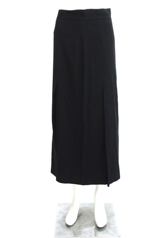 Cheap and Chic By Moschino Black Midi Skirt 38