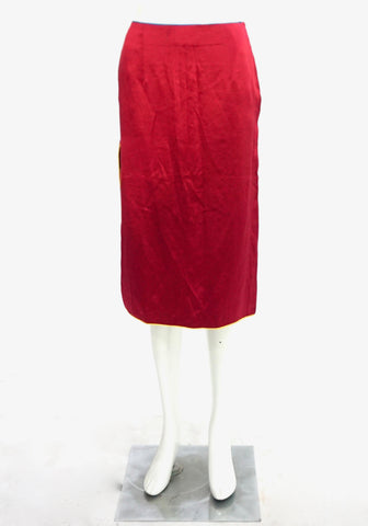 Paul Smith Red Skirt 40