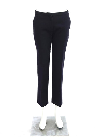 Celine Navy Trousers 36