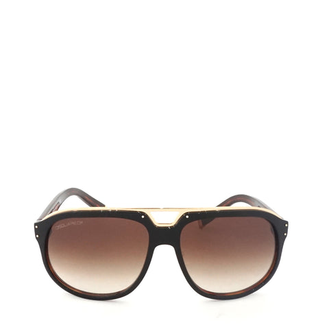 Dsquared Brown Mens Sunglasses