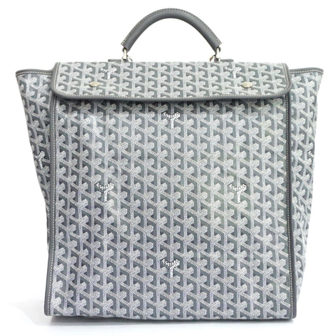 Goyard Gray Saint Leger Backpack