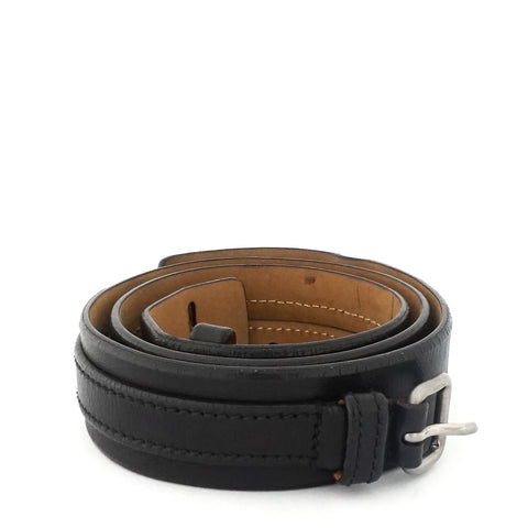 Prada Black Double Belt