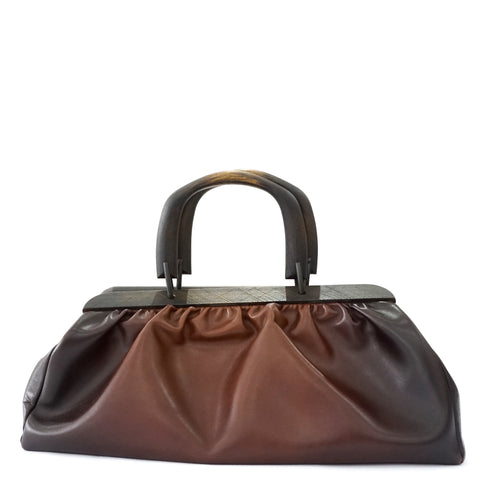 Gucci Mini Doctor Bag Ombre Brown