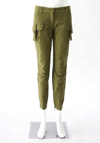 Derek Lam Green Pants 38