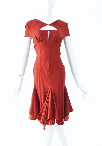 Zac Posen Cocktail Dress (Size 4)