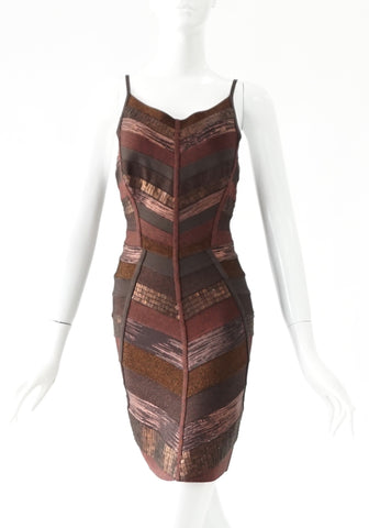 Herve Leger Brand New Bandage Dress (Size XS)