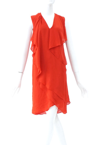 Givenchy Red Dress (Size 40)
