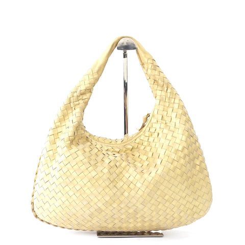 Bottega Veneta Gold Belly Bag