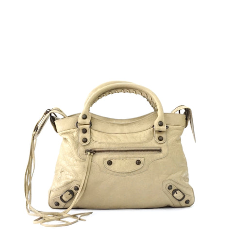 Balenciaga Beige Classic First Bag