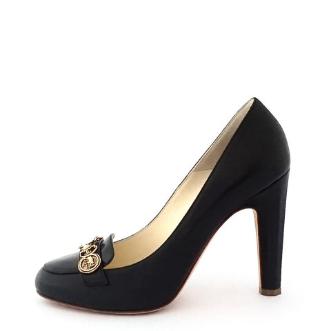 Chanel Black Pumps 36.5