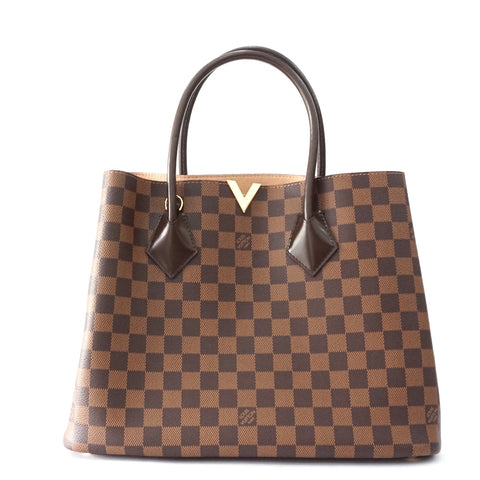Louis Vuitton Kensington Damier Ebene Tote Bag