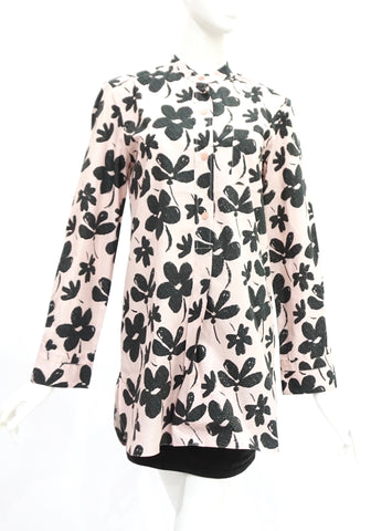 Marni Summer Edition Pink Long Sleeved Shirt 38