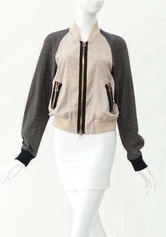 3.1 Phillip Lim Stripe Light Jacket 4