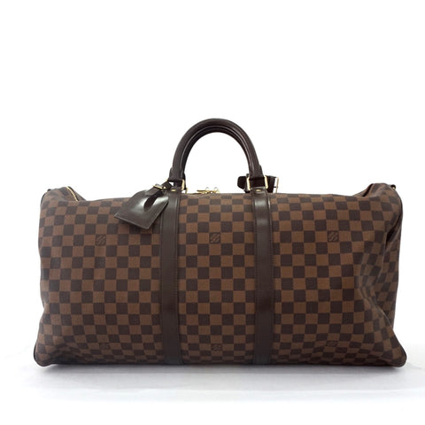Louis Vuitton Keepall 55 Ebene Damier