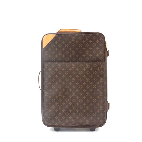 Louis Vuitton Pegase 60 Monogram Suitcase