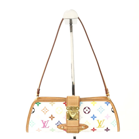 Louis Vuitton Multicolore Monogram Clutch