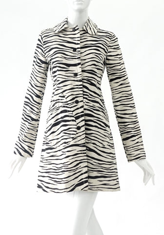 Marc Jacobs Zebra Light Coat