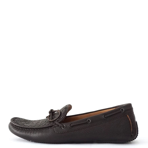 Bottega Veneta Brown Loafers 43
