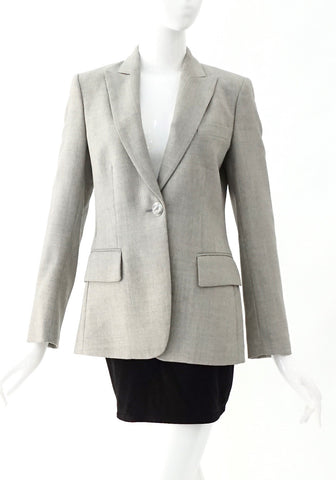 Stella McCartney Light Grey Blazer