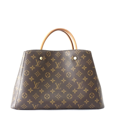 Louis Vuitton Monogram Montaigne Bag