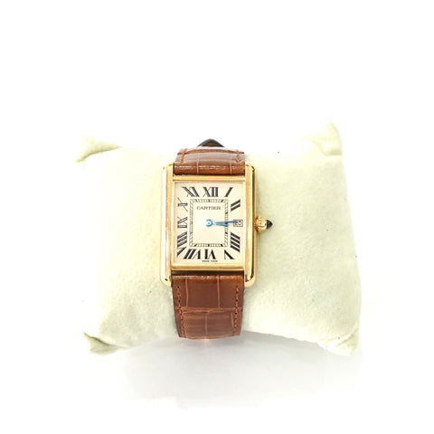 Cartier Tank Louis Watch
