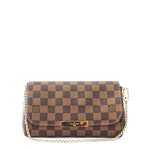 Louis Vuitton Ebene Damier Slingbag