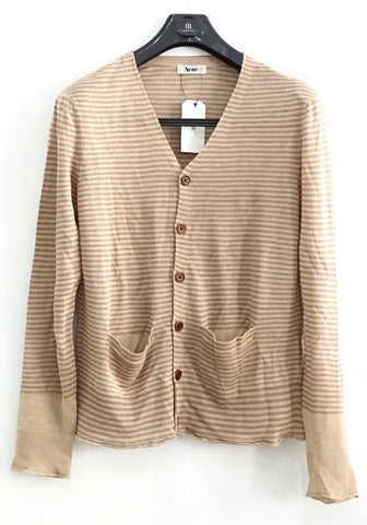 Acne Light Brown Sweater