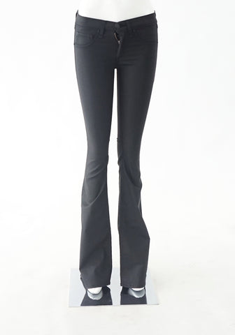 Rag and Bone Black Bell Bottom Jeans (Size 25)