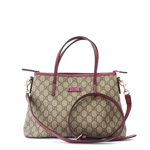 Gucci GG Monogram Sumpreme Soho Sling Bag