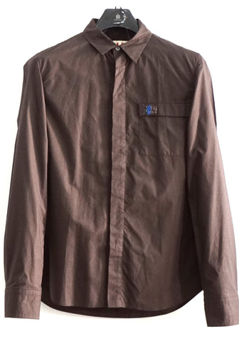 Marni Brown Shirt