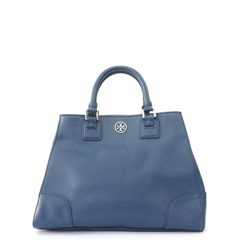 Tory Burch Robinson Triangle Tote Bag