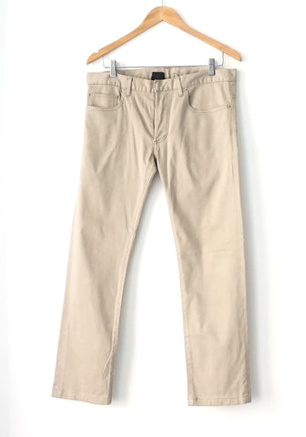 Dior Khakis Slim Fit 31