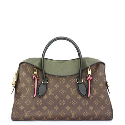 Louis Vuitton Khaki Tuileries Series