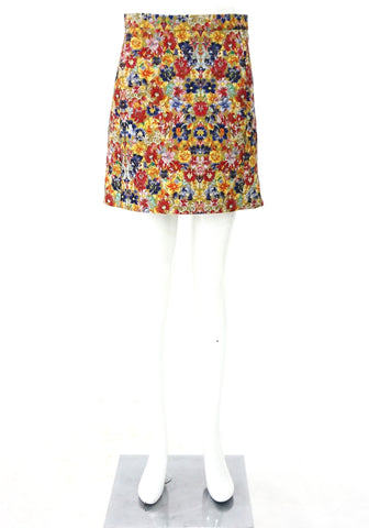Celine Flower Skirt 36