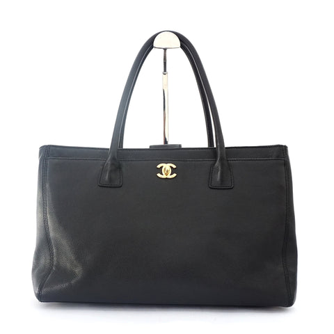 Chanel Executive Black Tote Bag