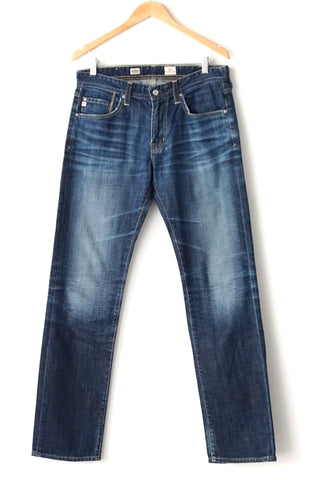 Adriano Goldschmied Blue Denim 33