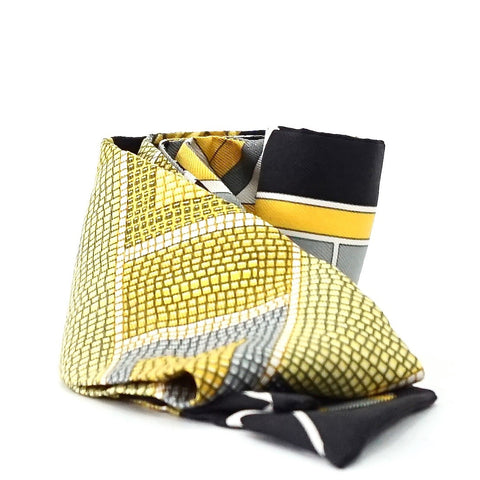 Hermes Twilly Grey Yellow