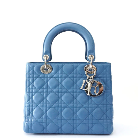 Christian Dior Lady Dior Blue