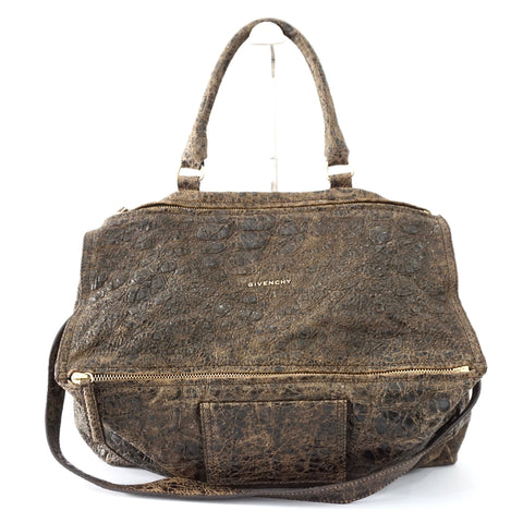 Givenchy Pandora Distressed Leather Bag