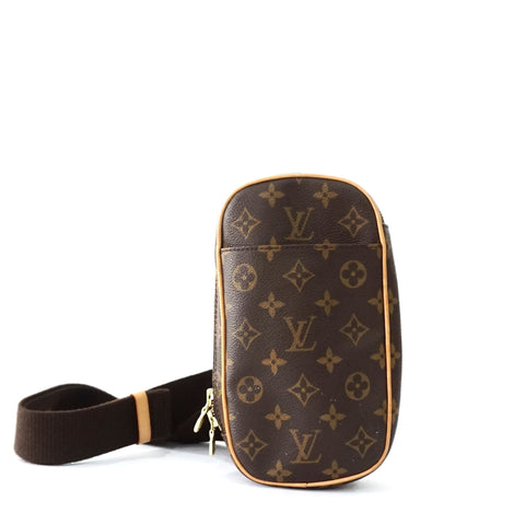 Louis Vuitton Small Pochette Gange Backpack