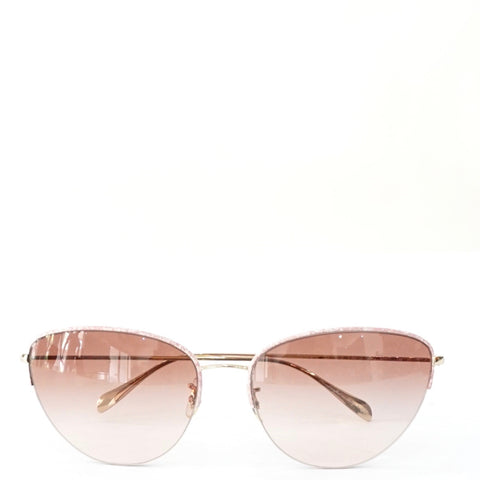 Oliver People Pink Frame Sunglasses