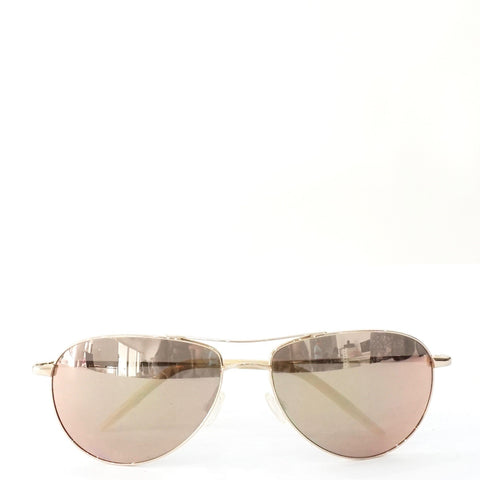 Oliver People Mirror Aviator Sunglasses