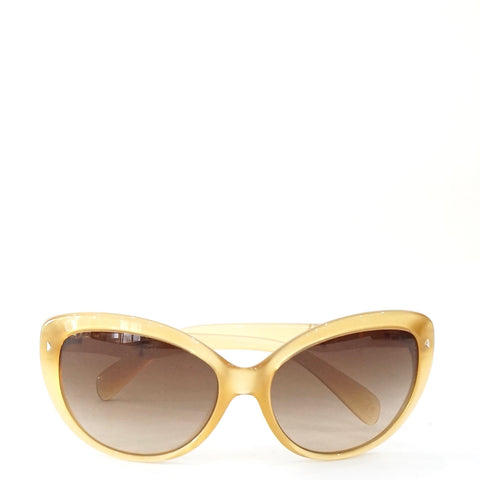 Prada Light Brown Sunglasses